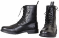 TuffRider Mens Baroque Laced Paddock Boots - black