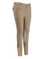 TuffRider Men's Patrol Breeches - light tan
