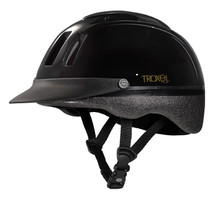 Troxel Sport Riding Helmet - black