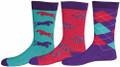 TuffRider Trio Kids Socks
