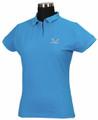 TuffRider Children's Polo Shirt - ocean