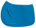 TuffRider Basic Dressage Saddle Pad - ocean