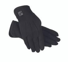 SSG® Open Wrist Slip On Gripper Riding Gloves