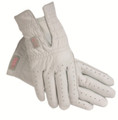 SSG® Hope Riding Gloves w/matching gussets - pearl white