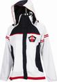 Equine Couture Regatta Rain Jacket - white w/navy