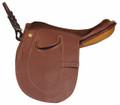 HDR Advantage Pony Leather Leadline Saddle