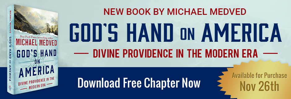 God's Hand on America - Download Free Chapter