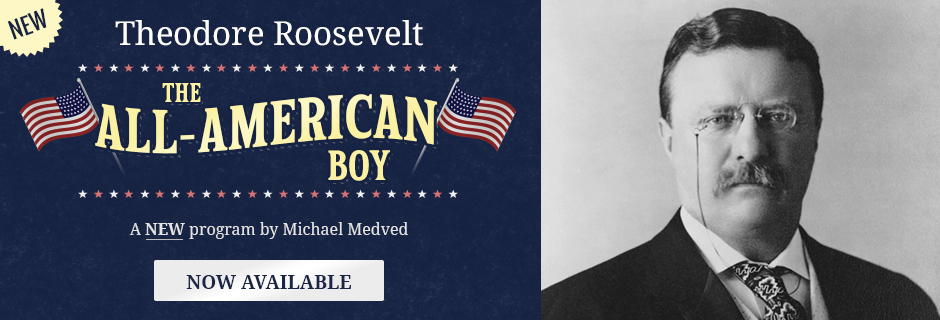 Theodore Roosevelt - A new program - Now available