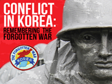 Conflict in Korea: Remembering the Forgotten War (MP3 Download)