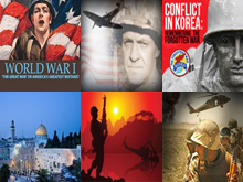 Wars of the 20th Century (Compilation of Audio CDs ONLY)