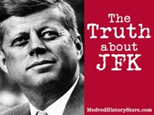 The Truth About JFK (Audio CD)