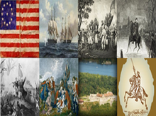 Battles of the American Revolution (Compilation of Audio Downloads)