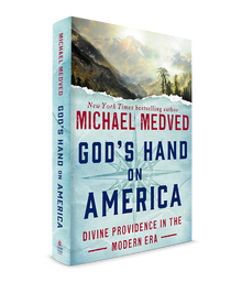 God's Hand on America: Divine Providence in the Modern Era (Autographed Hardcover)