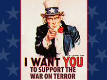 Four Lies About the War on Terrorism - (Audio CD)