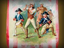 The Autumn of 1776 - (Audio CD)