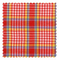 Woven Red Plaid