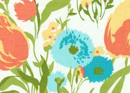 Spring Glory Lawn Fabric