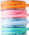 "3/8"" Vertical Stripes Ribbon"