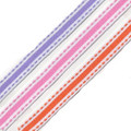 Saddle Stitch Stripe Grosgrain Ribbon