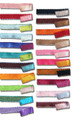 "3/8"" Two-Color Reversible Satin Ribbon"