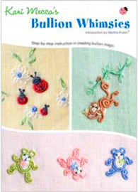 Hand Stitching Bullions