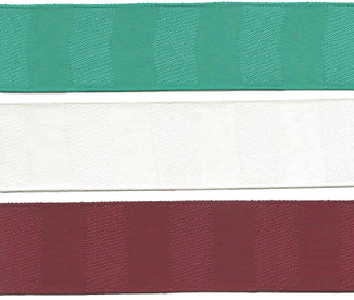 "3/4"" Satin Horizontal Stripe Ribbon from Kari Me Away"