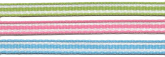"1/8"" Mini Grosgrain Stripes Ribbon from Kari Me Away"