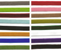 "3/8"" Wide Velvet Ribbon Trim from Kari Me Away"