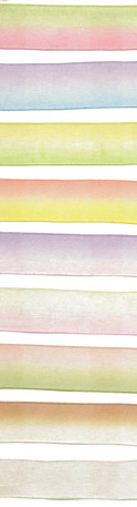 "5/8"" Sheer Ombre Organza Ribbon from Kari Me Away"