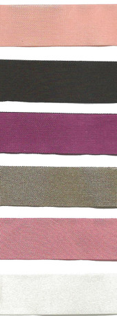 "5/8"" Iridescent Taffeta Ribbon from Kari Me Away"