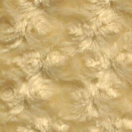 Cream colored Rosette Minky
