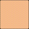 Oval Elements Peaches 'n Cream Fabric by Art Gallery Fabrics OE-924