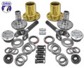 Spin Free Locking Hub Conversion Kit for 2012-2015 Dodge 2500/3500, SRW