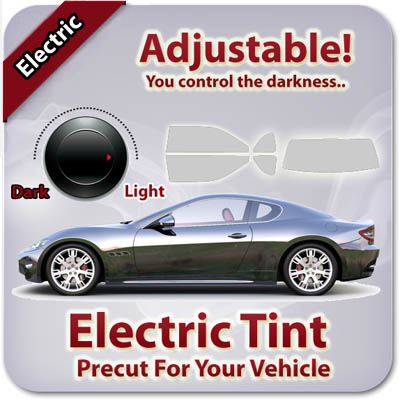 Precut Auto Window Tint Kit Window Tinting Pre Cut Kits
