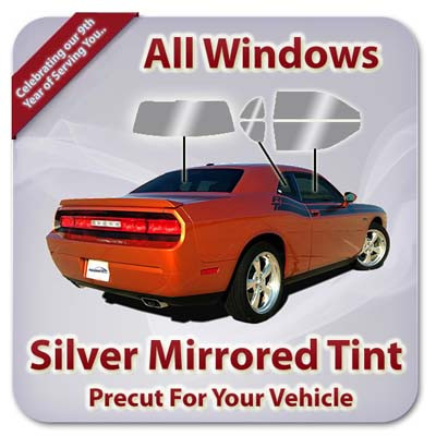 Precut Window Tint For Ford Ranger 1998-2002 Front Doors