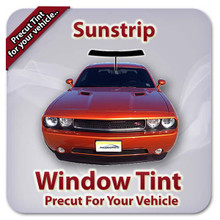 Precut Solar Gard Sunstrip Tint for Chevy Tahoe 4 Door 2007-2014