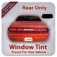 Precut Pro+ Rear Window Tint for Ford F-350 Crew Cab 2013-2014