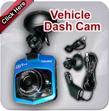 Vehicle Car Dash Camera Video Recording 1080 HD