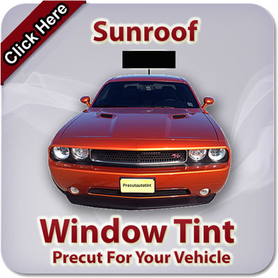 Sunroof only 2 ply pro window tint film for 2 ply window tint film