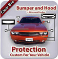 Bumper and Hood - Clear Bra
