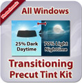 All Windows Photochromic Tint Film