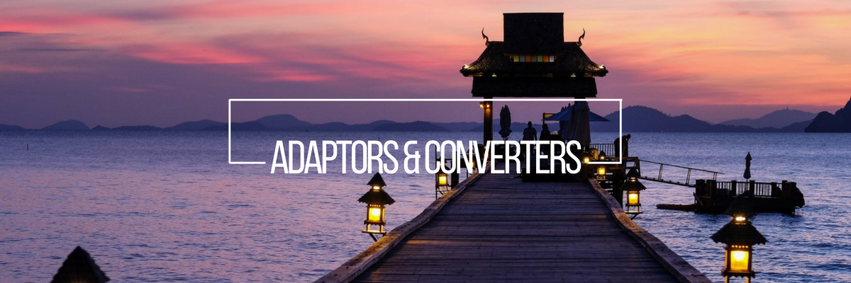 Adapters & Converters - TravelSmarts