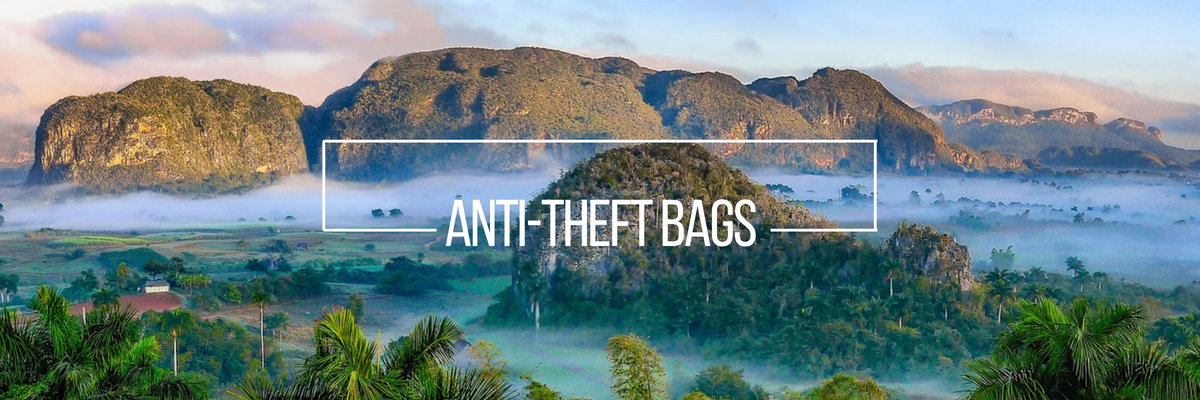 Anti-Theft Bags - TravelSmarts