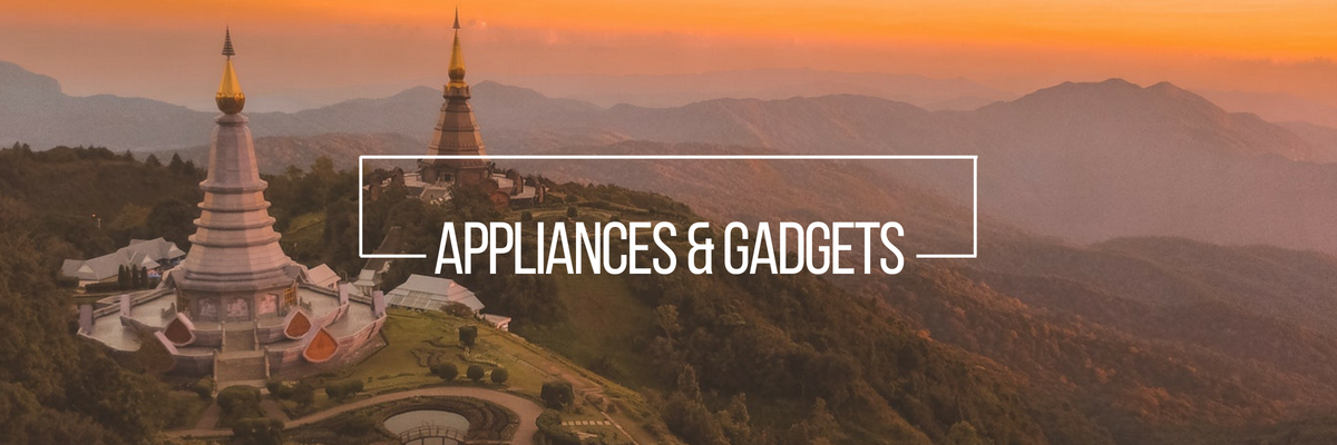 Appliances & Gadgets - TravelSmarts