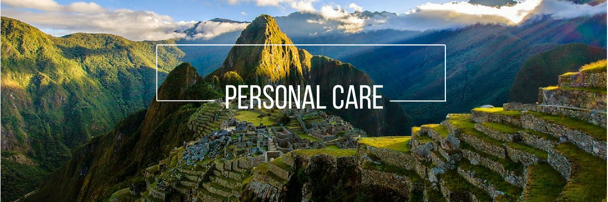 Personal Care - TravelSmarts