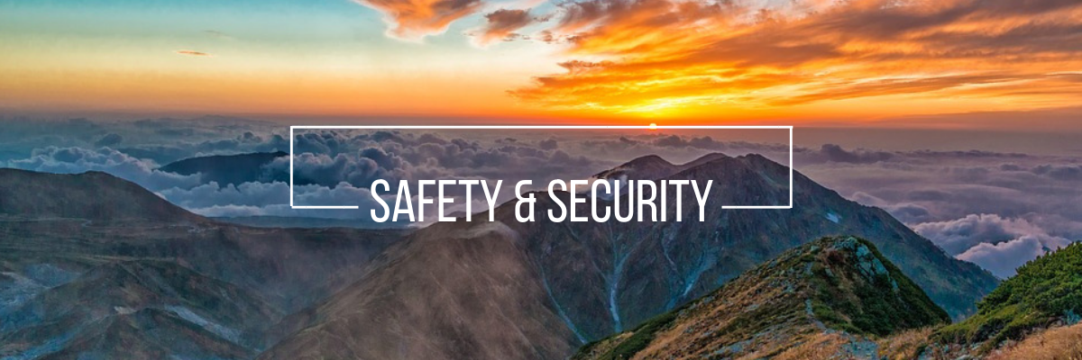 Safety and Security - TravelSmarts