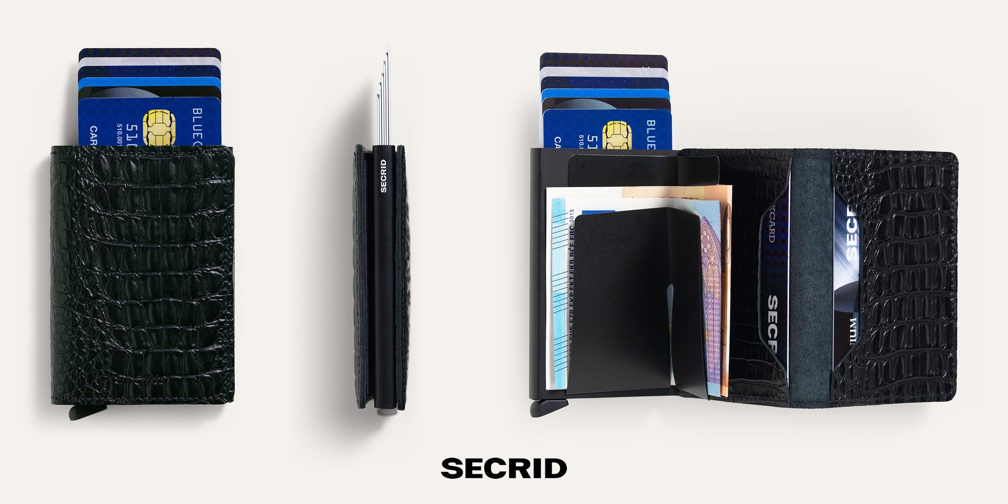 Secrid Slimwallet - TravelSmarts