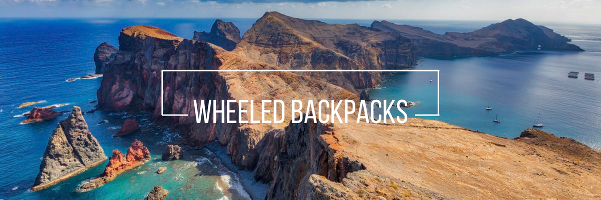 Wheeled Backpacks - TravelSmarts