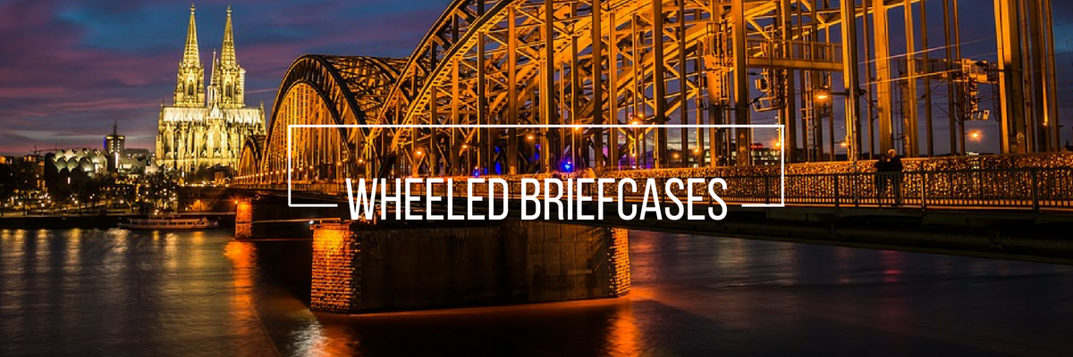 Wheeled Briefcase - TravelSmarts