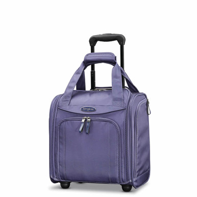 Samsonite Wheeled Underseater, Small - Purple Cloud